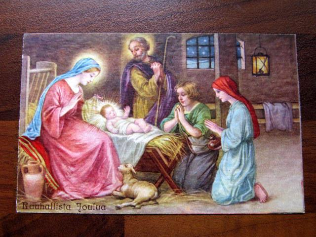 Jeesus Syntyi